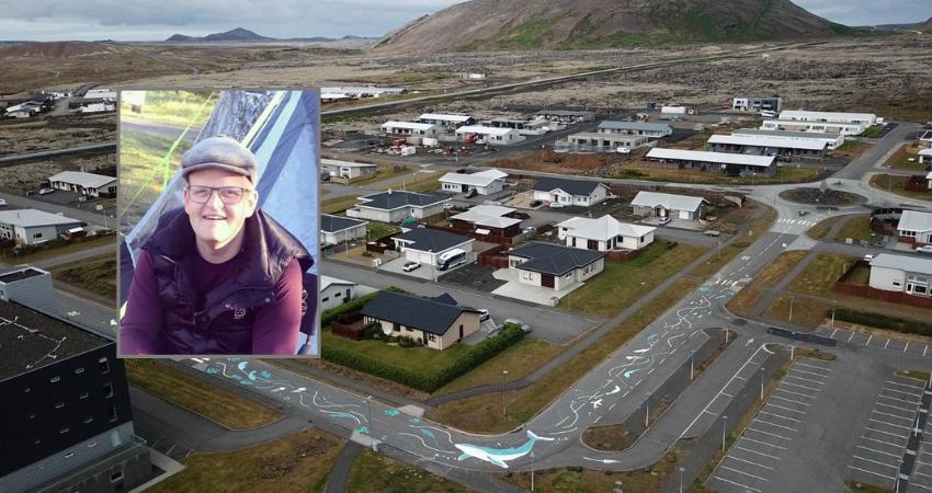 Mynd fyrir Sviðsstjóri skipulags- og umhverfissviðs í Suðurnesjamagasíni í kvöld