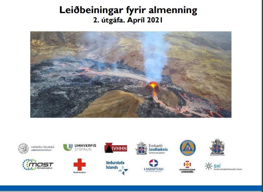 Mynd fyrir Leiðbeiningar fyrir almenning um áhrif loftmengunar