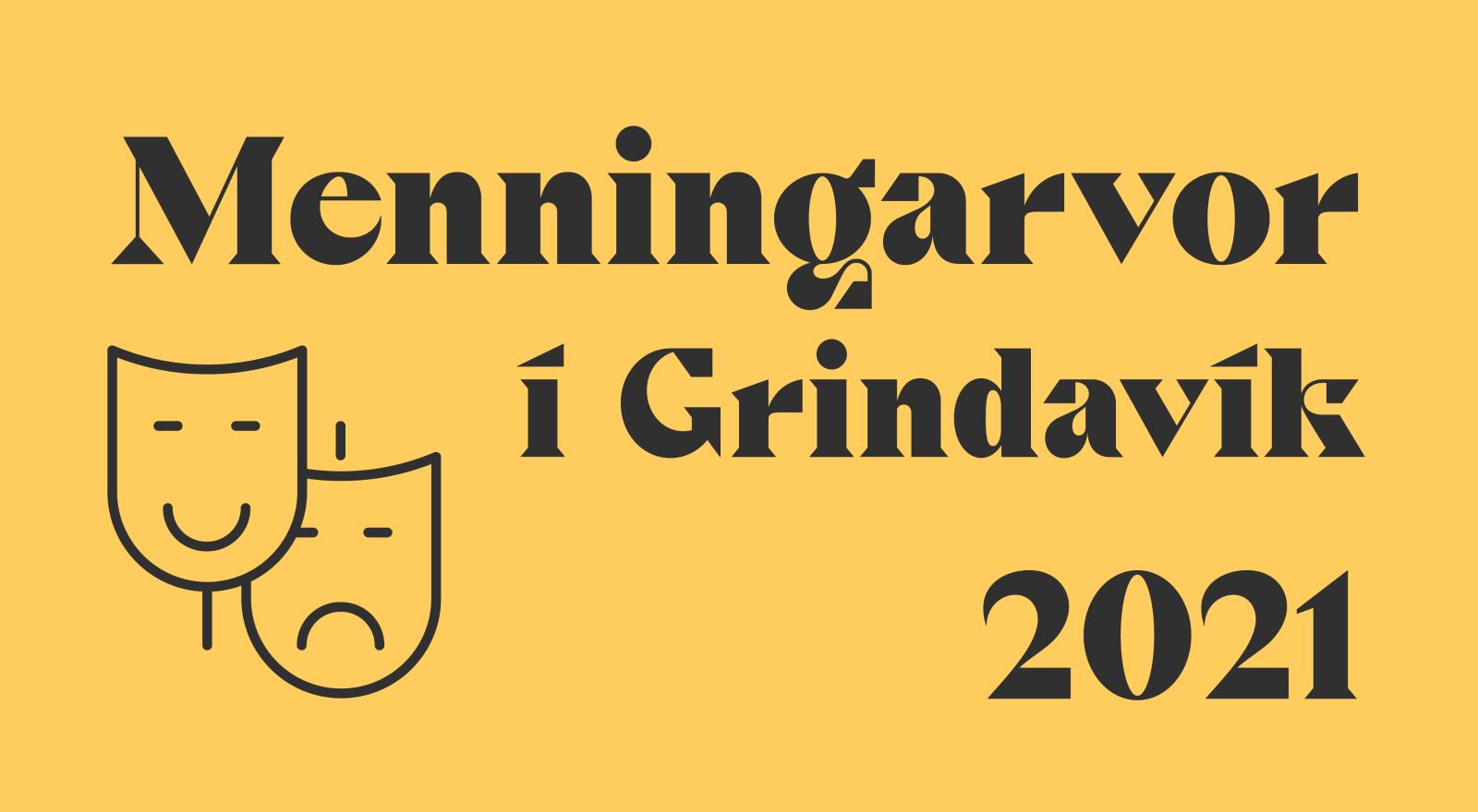Mynd fyrir Menningarvor í apríl