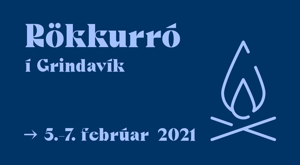 Mynd fyrir Rökkurró í Grindavík