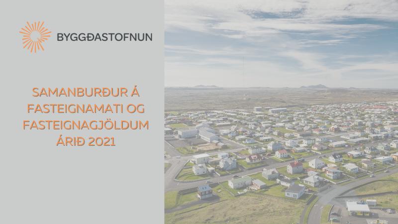 Mynd fyrir Fasteignagjöld  í Grindavík þau lægstu á suðvesturhorninu