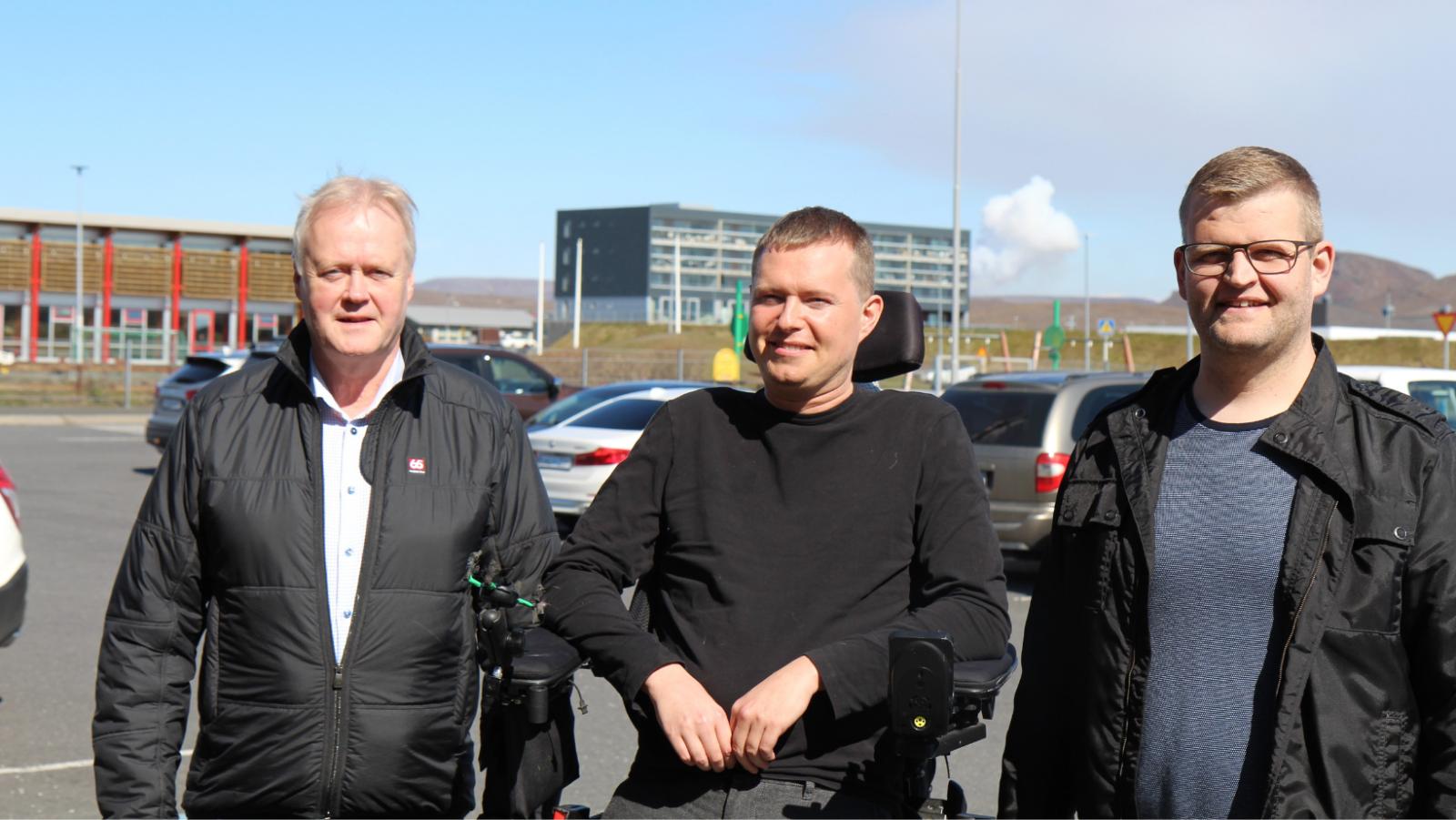 Mynd fyrir Aðgengismál í Grindavík til skoðunar