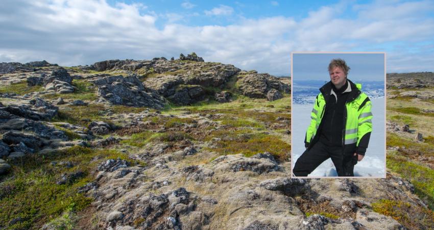 Mynd fyrir Nýir GPS mælar gefa nákvæmar upplýsingar um hvort kvika sé á uppleið
