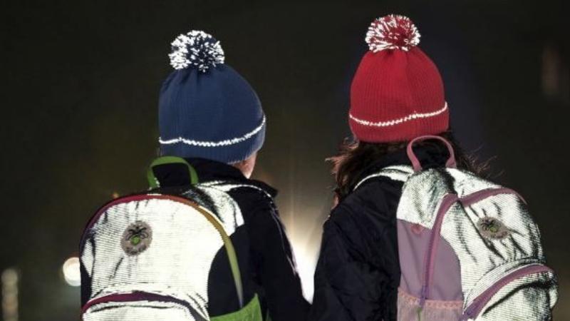 Mynd fyrir Verum vakandi: Stoppum fyrir börnum sem ganga í skólann