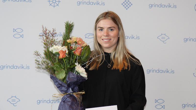 Mynd fyrir Ingibjörg Sigurðardóttir er Grindvíkingur ársins 2020