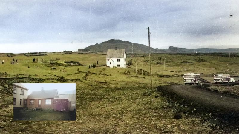 Mynd fyrir Gamli bærinn og sveitin í Grindavík
