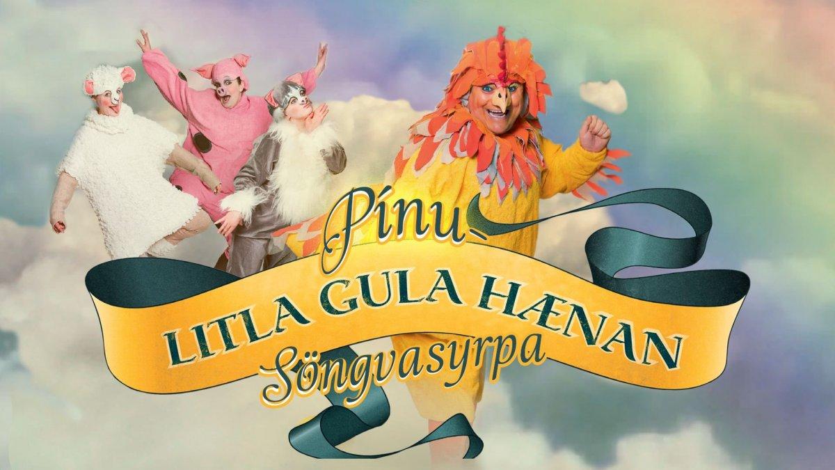 Mynd fyrir Pínulitla gula hænan í Grindavík