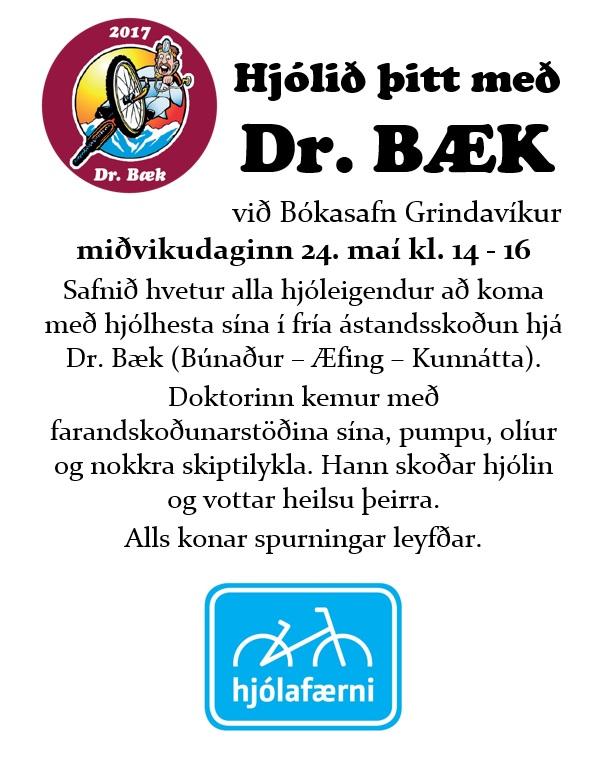Dr. BÆK