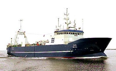 Hrafn GK búinn að veiða 1000 tonn af gulllaxi