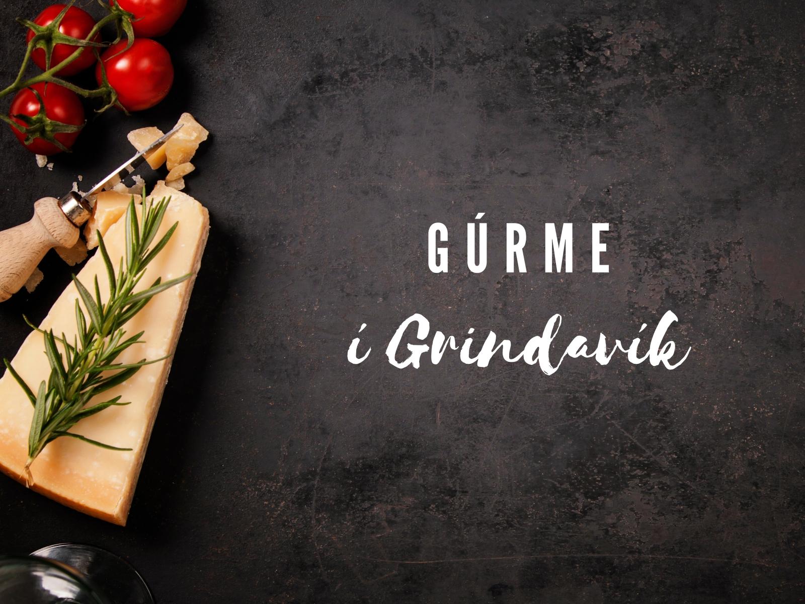 Gúrmé í Grindavík - Papas