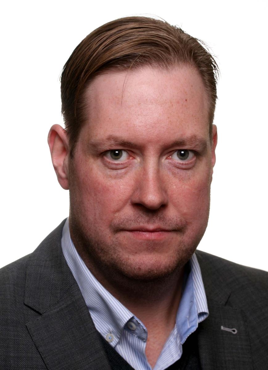 Jóhann Friðrik Friðriksson, forseti bæjarstjórnar Reykjanesbæjar
