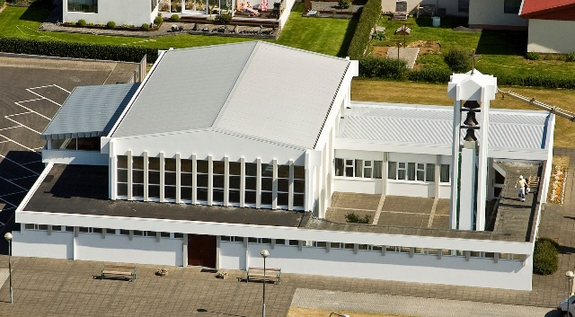 Helgihald í Grindavíkurkirkju um jól og áramót 2018
