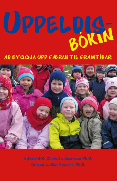 Mynd fyrir Uppeldi sem að virkar , færni til framtíðar - námskeið