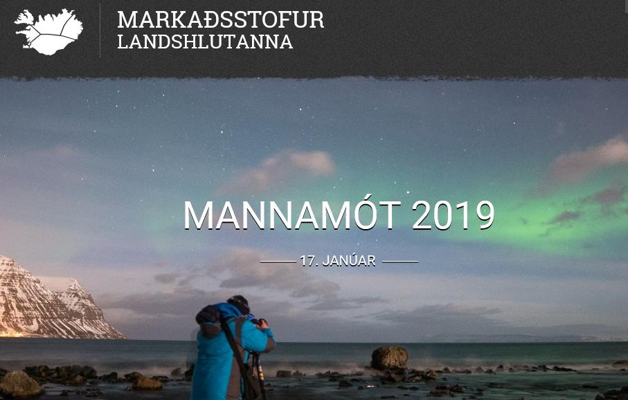 Er þitt ferðaþjónustufyrirtæki á leið á Mannamót 2019?