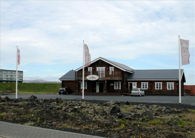 Salthúsið - Restaurant