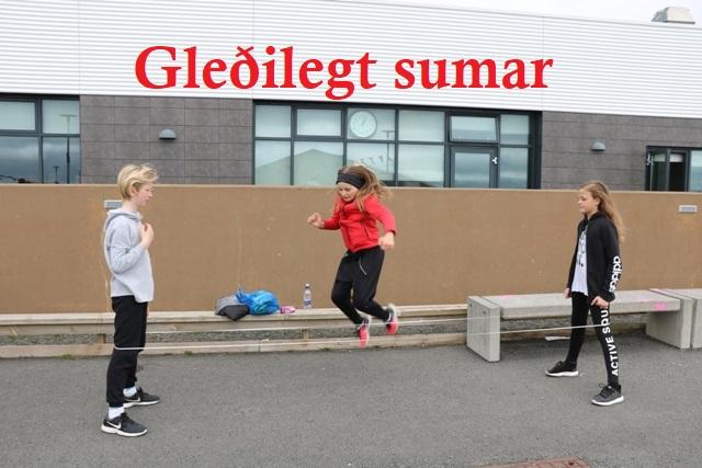 Gleðilegt sumar