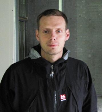 Pétur Bragason starfandi byggingarfulltrúi hjá Grindavíkurbæ