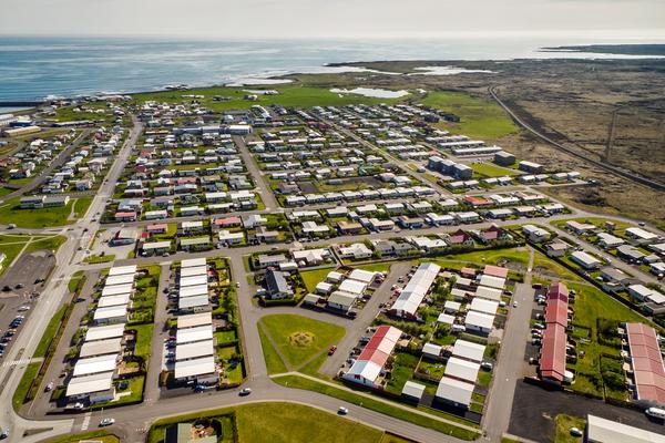 Víkurhóp - nýjar lóðir
