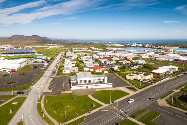 Sumarstörf hjá Grindavíkurbæ 2019
