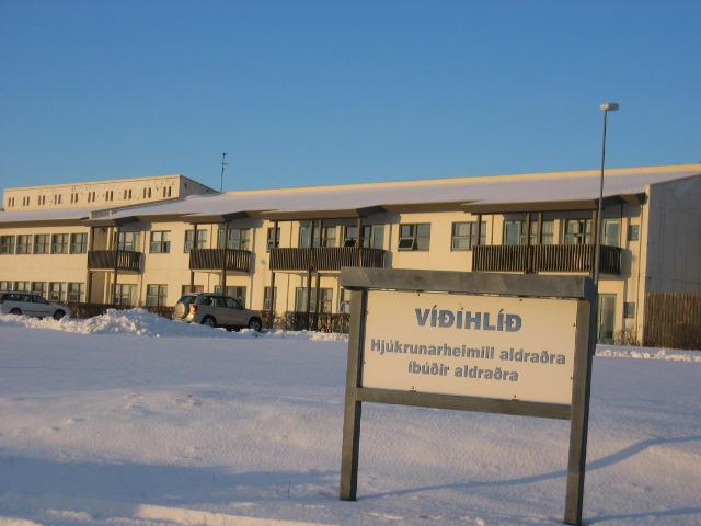 Matseðill næstu viku í Víðihlíð